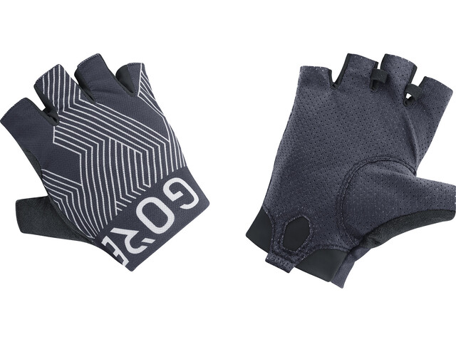 GORE WEAR C7 Short Finger Pro Gloves graphite grey/white